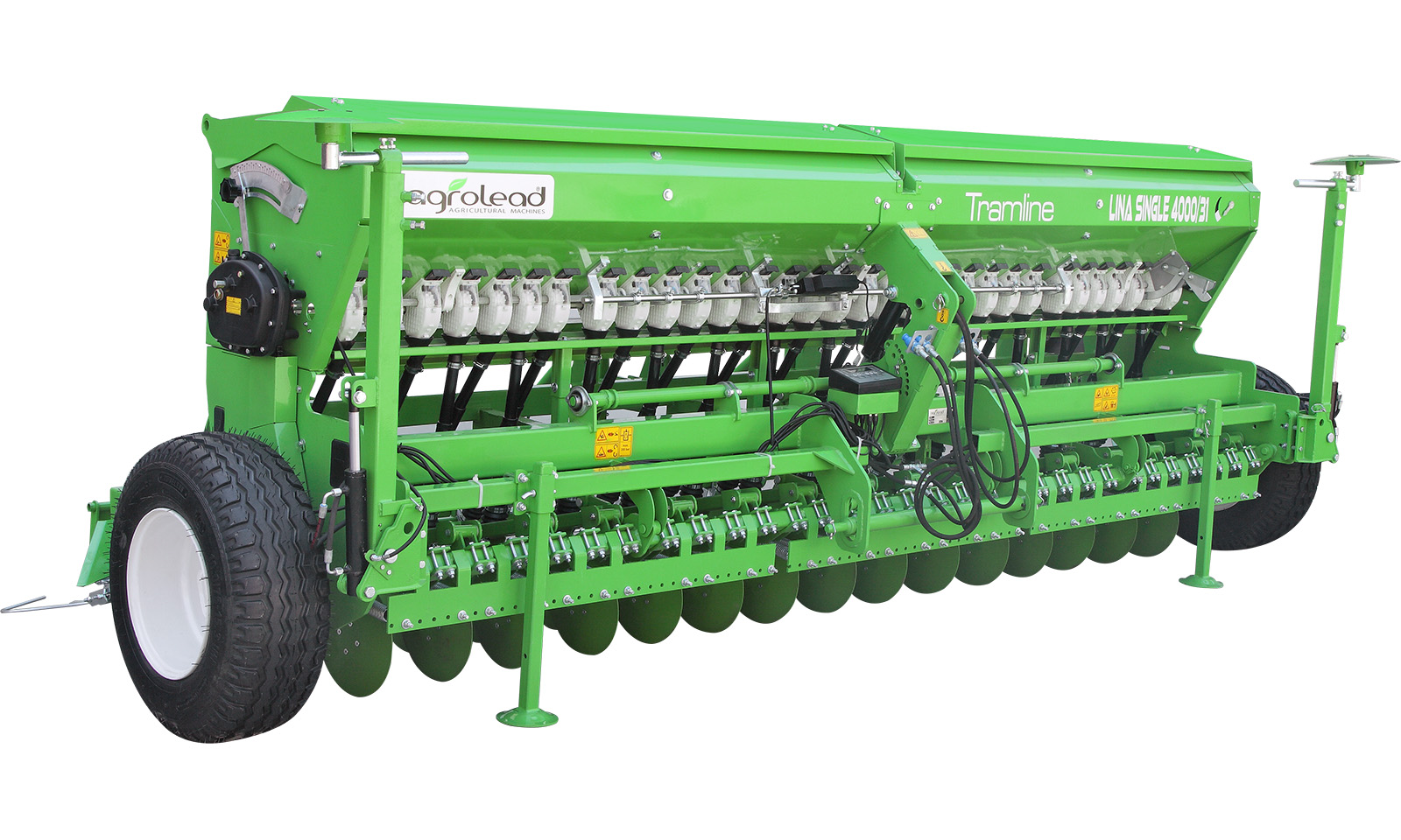 Lina Universal Seed Drill Single Disc