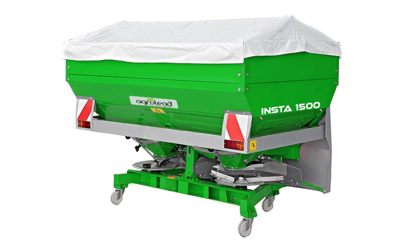 Exclusive Insta Fertilizer Spreader