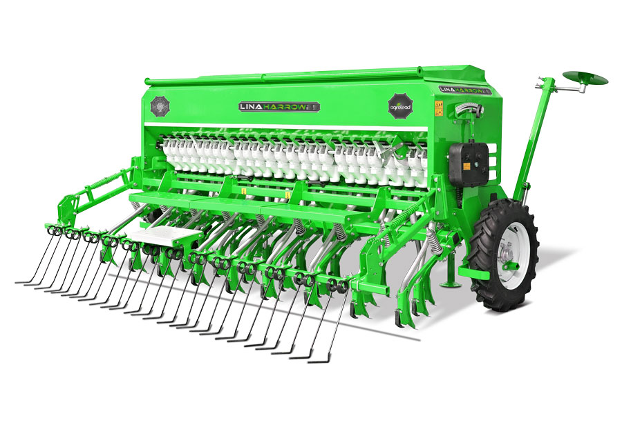 Lina Mechanical Seeder Harrow Tine