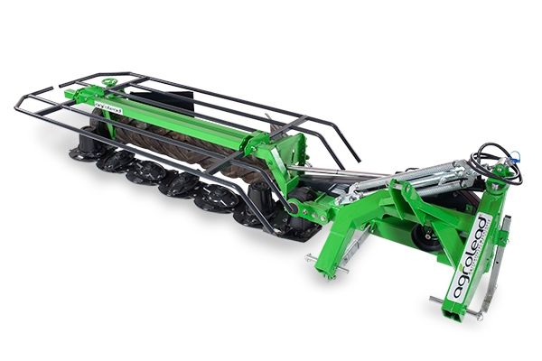 Disc Mower Conditioner Type