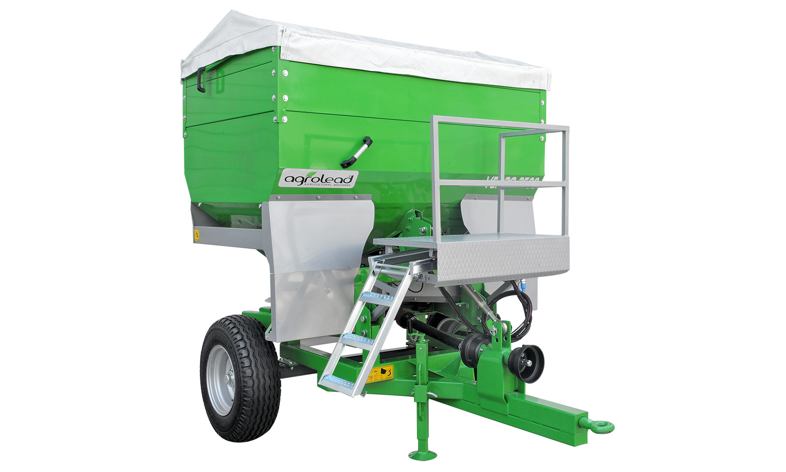 Exclusive Verro Fertilizer Spreader