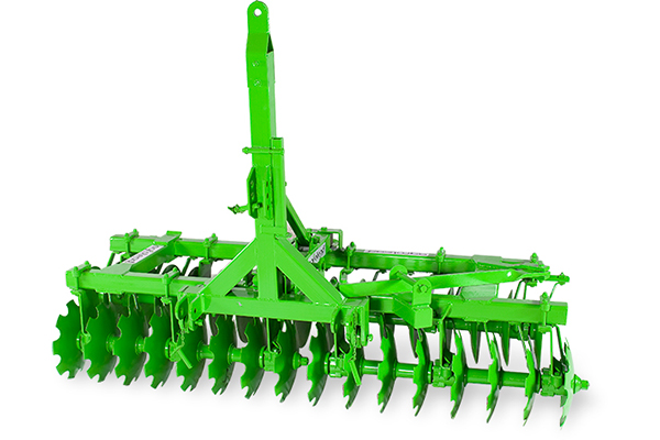 Off Set Goble Disc Harrow