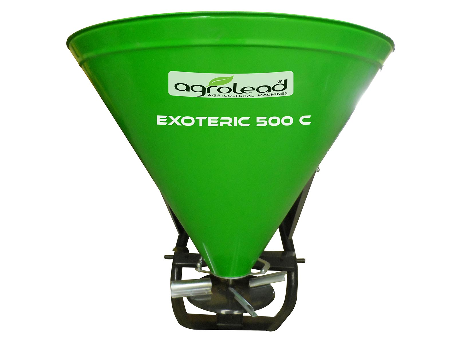 Exoteric Centrifugal Fertilizer Spreader